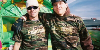 Paintball Event Photos